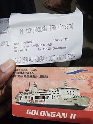 Harga kapal tiket pelabuhan Padangbai