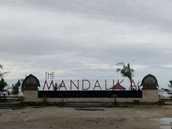 Kawasan Pantai Mandalika Lombok