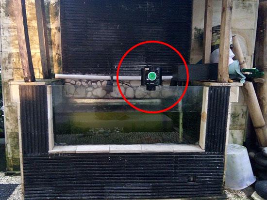 Gambar mesin pakan ikan otomatis