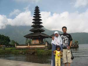 Danau Bedugul Bali