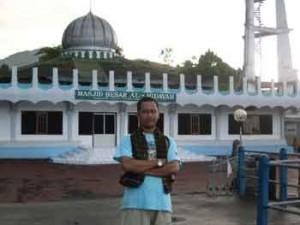 Masjid Besar Al Hidayah Bedugul Bali