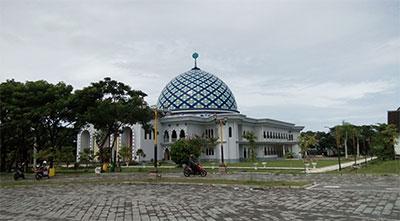 Masjid Agung Praya Kabupaten Lombok Tengah